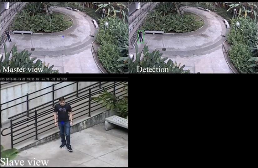 Active Cameras