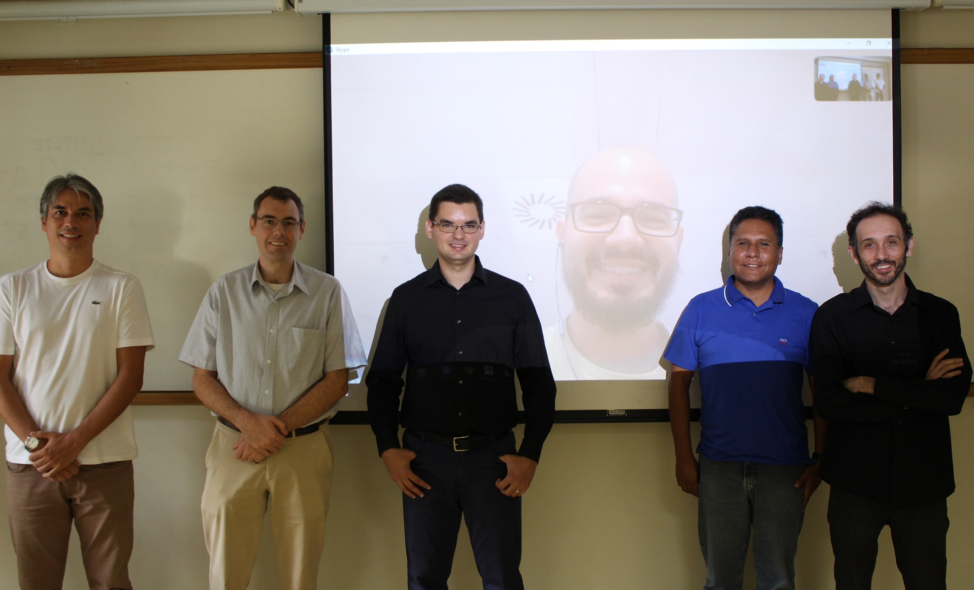 Sense researcher Raphael Prates defends his Ph.D. thesis on person re-identification